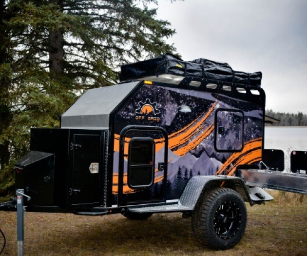 4X4 Off Road >> Off Grid Trailers